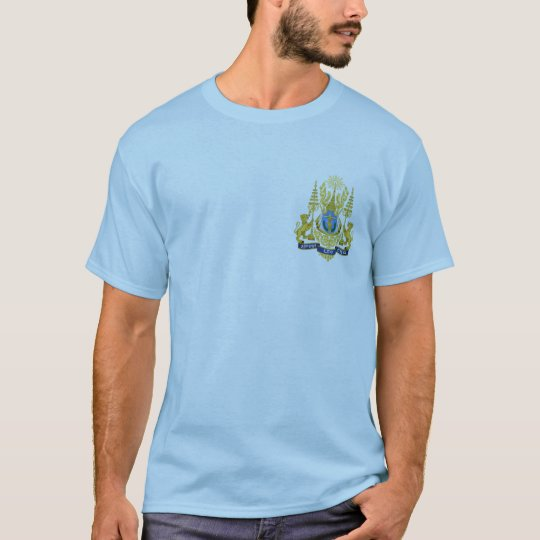 Royal Arms of Cambodia - Khmer T-Shirt
