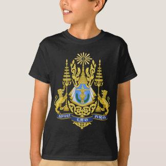 Royal Arms of Cambodia T-Shirt