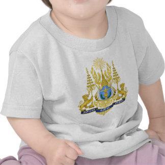 Royal Arms of Cambodia Shirt