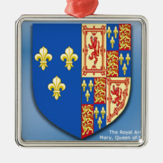 ROYAL ARMS OF MARY QUEEN OF SCOTS FRANCE AND ENGLA ORNAMENTS