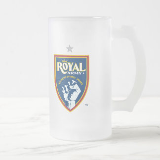 Royal Army Beer Mug