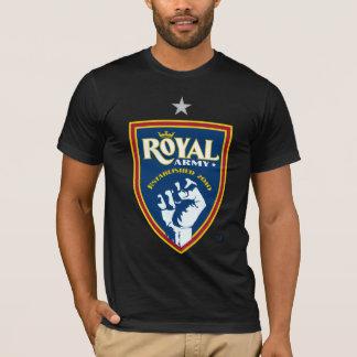 Royal Army Logo Dark Mens T-Shirt