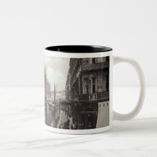 Royal Avenue, Belfast, c.1900 Two-Tone Coffee Mug