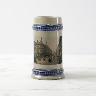 Royal Avenue Belfast Co. Antrim, Ireland 1890 Beer Stein