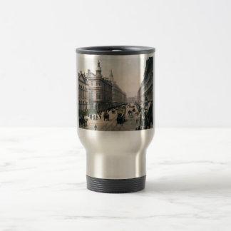 Royal Avenue Belfast Co. Antrim, Ireland 1890 Travel Mug