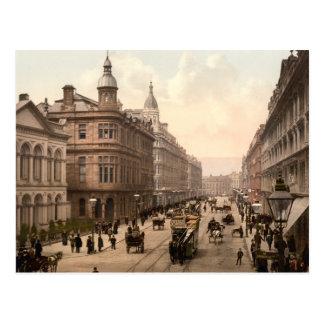Royal Avenue Belfast Postcard