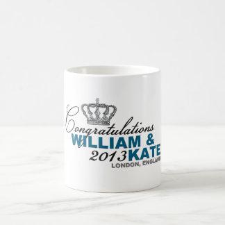 Royal Baby 2013: Congratulations William & Kate Coffee Mug