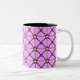 royal baby 2013 Two-Tone coffee mug