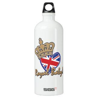 Royal Baby Aluminum Water Bottle
