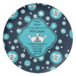 Royal Baby Boy for William and Catherine 2013 Dinner Plate