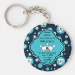 Royal Baby Boy for William and Catherine 2013 Basic Round Button Keychain