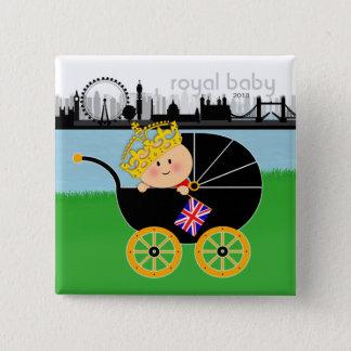 Royal Baby Button