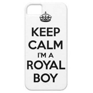 Royal Baby iPhone 5 Cover