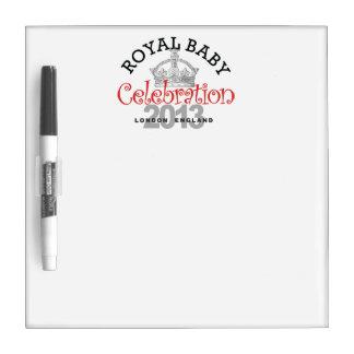 Royal Baby Celebration Dry-Erase Whiteboard