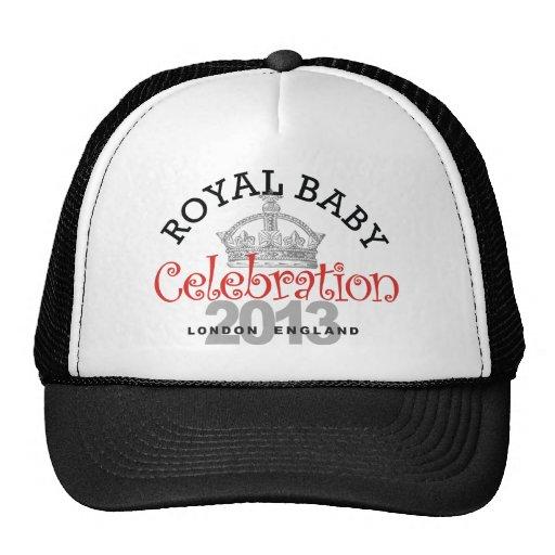Royal Baby Celebration Trucker Hats