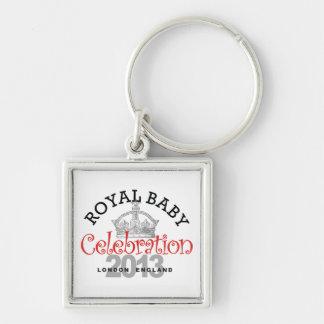 Royal Baby Celebration Keychain