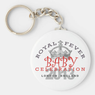 Royal Baby Celebration Key Chains