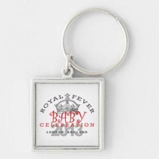 Royal Baby Celebration Keychains