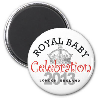 Royal Baby Celebration Magnet