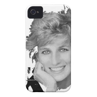 Royal baby - Diana Princess iPhone 4 Case-Mate Cases