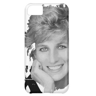 Royal baby - Diana Princess iPhone 5C Cases