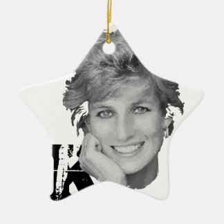 Royal baby - Diana Princess Ceramic Ornament