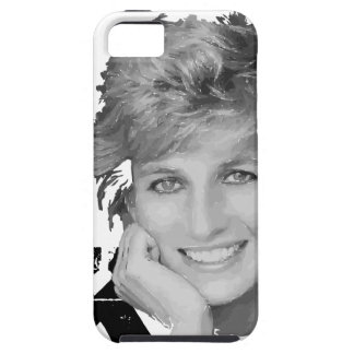 Royal baby - Diana Princess iPhone SE/5/5s Case
