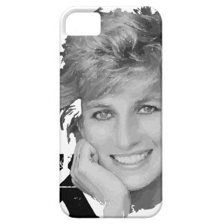 Royal baby - Diana Princess iPhone SE/5/5s Case