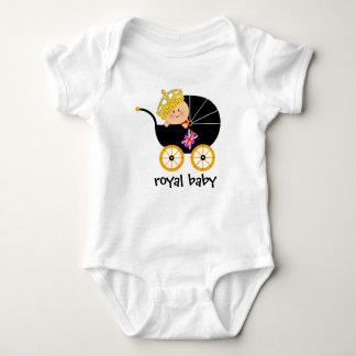 Royal Baby Infant Clothing Baby Bodysuit