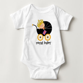 Royal Baby Infant Clothing Infant Creeper