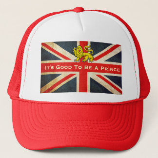 Royal Baby Its Good To Be A Prince Trucker Hat