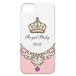 Royal Baby Monogram iPhone 5 Case