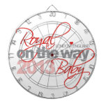 Royal Baby On the Way 2013 Dart Boards
