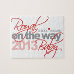 Royal Baby On the Way 2013 Puzzle
