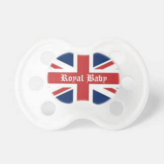 Royal Baby Pacifier Baby Pacifier