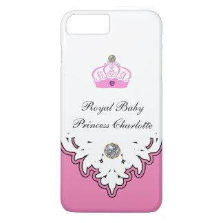Royal Baby Princess Charlotte iPhone 7 Plus Case