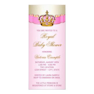 Royal Baby Shower Card