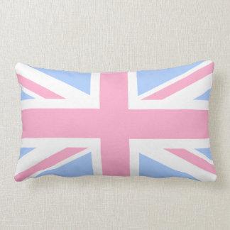 Royal Baby Union Jack Throw Pillow