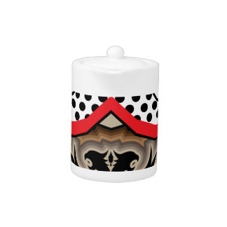 Royal Badge Teapot