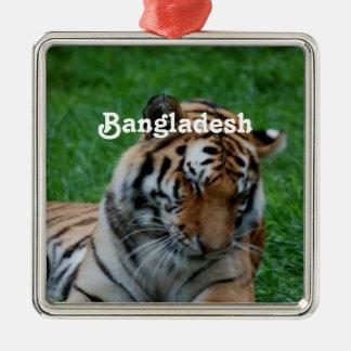 Royal Bengal Tiger Christmas Tree Ornament