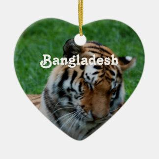 Royal Bengal Tiger Ornament