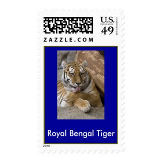 Royal Bengal Tiger Postage