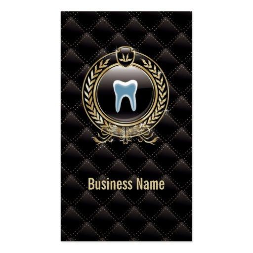 Royal Black Dental Clinic business card