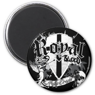 Royal Blood 2 Inch Round Magnet