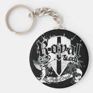Royal Blood Keychain