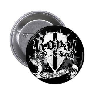 Royal Blood Pinback Button