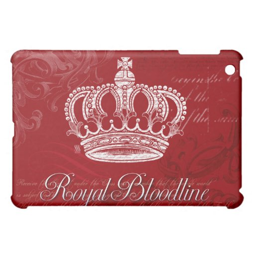 Royal Bloodline iPad Mini Case
