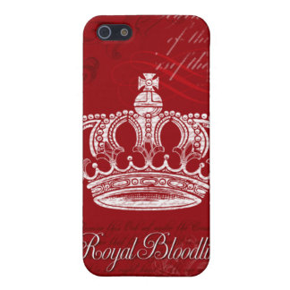Royal Bloodline Cases For iPhone 5