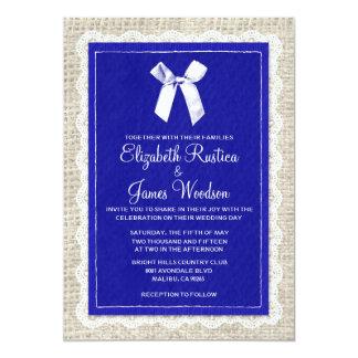 royal blue wedding invitations & announcements   zazzle, Wedding invitations