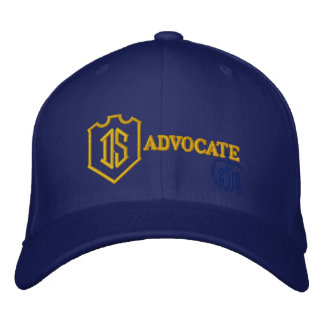 ROYAL BLUE DOWN SYNDROME ADVOCATE CAP